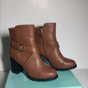 Women's Mango Leather Boots